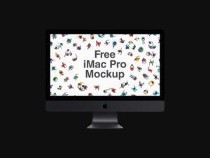 iMac Pro Mockup - Mockup