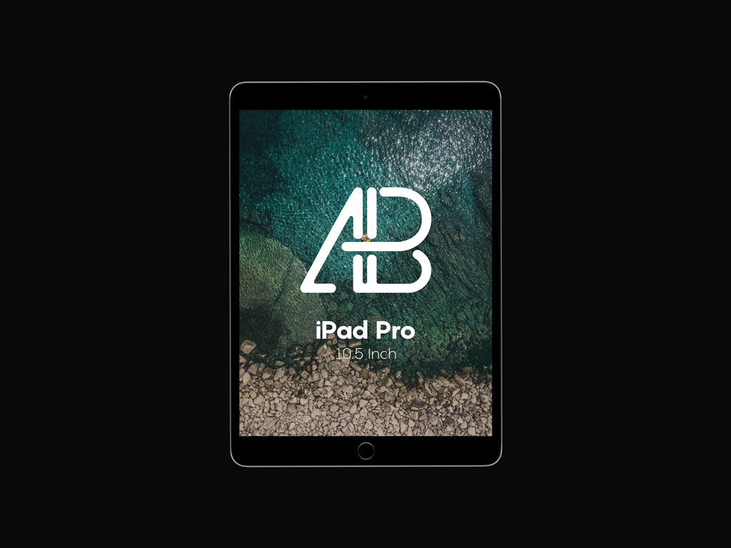 iPad Pro 10.5″ Mockup - Apple - 10.5-Inch iPad Pro