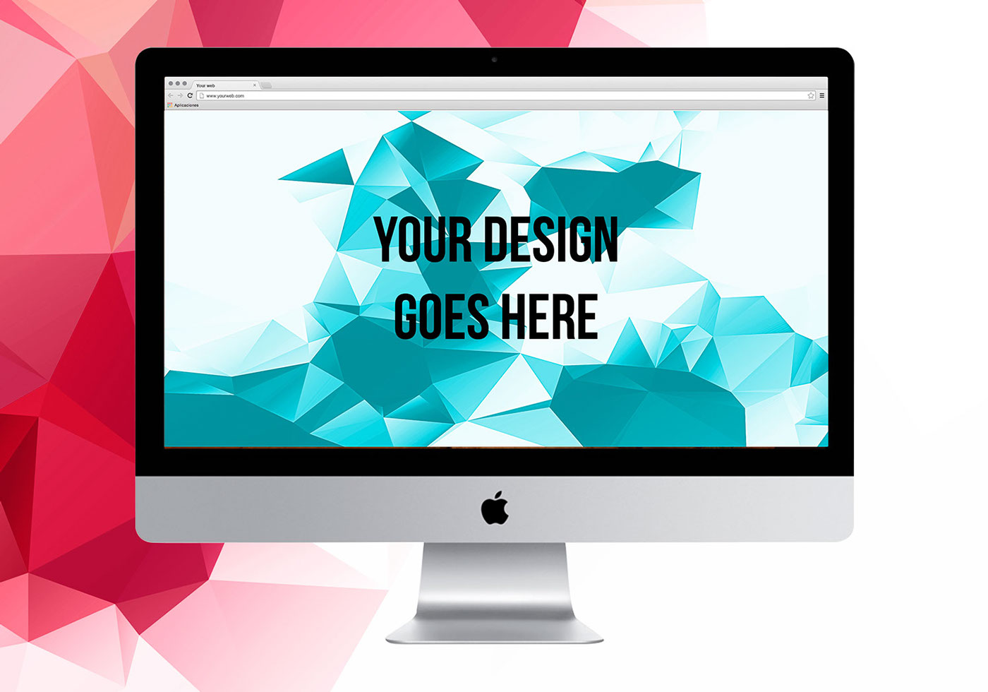 iMac Perspectives Mockup Bundle | Free Mockups, Best Free