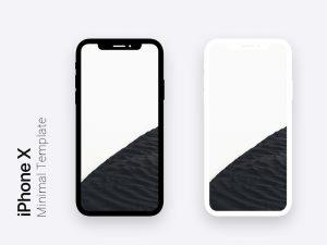 iphone-x-minimal-dark-light-template-for-photoshop-v80
