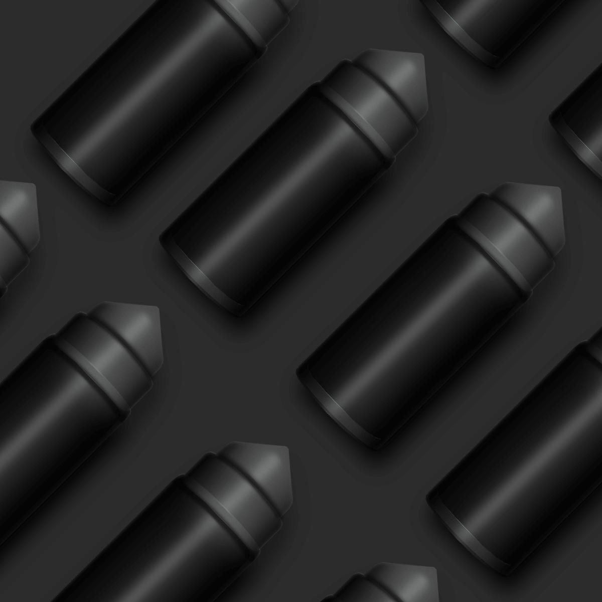 Free E-Liquid Dropper Bottle Mockup Set
