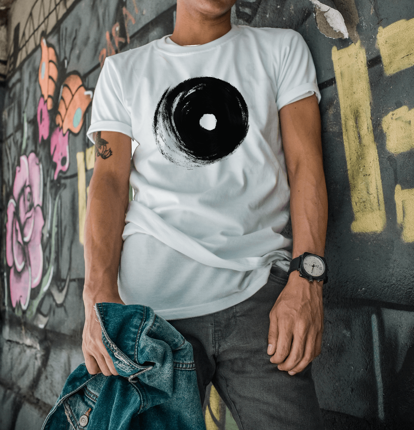 Free T-Shirt Mockup 2