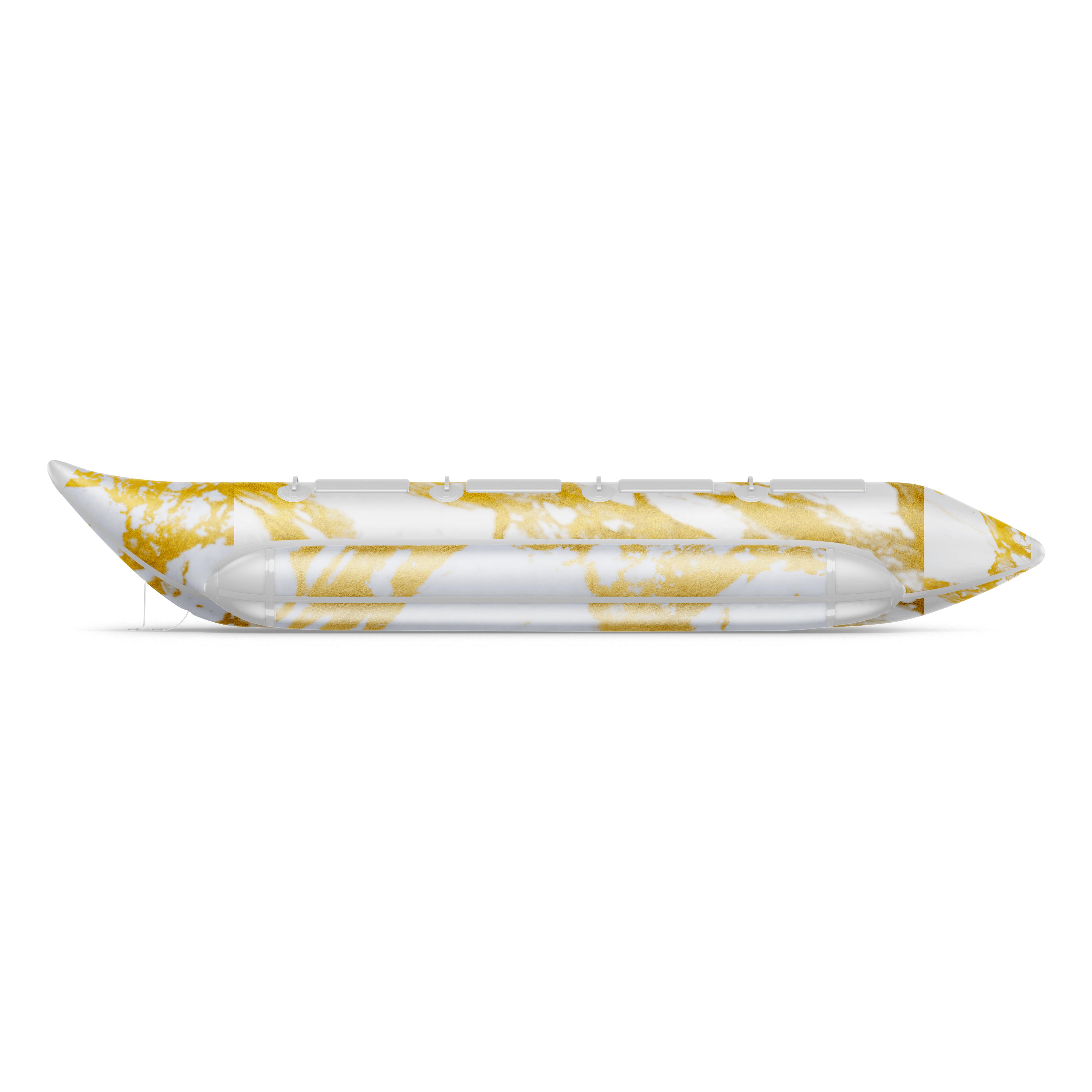 Free Banana Boat Mockup