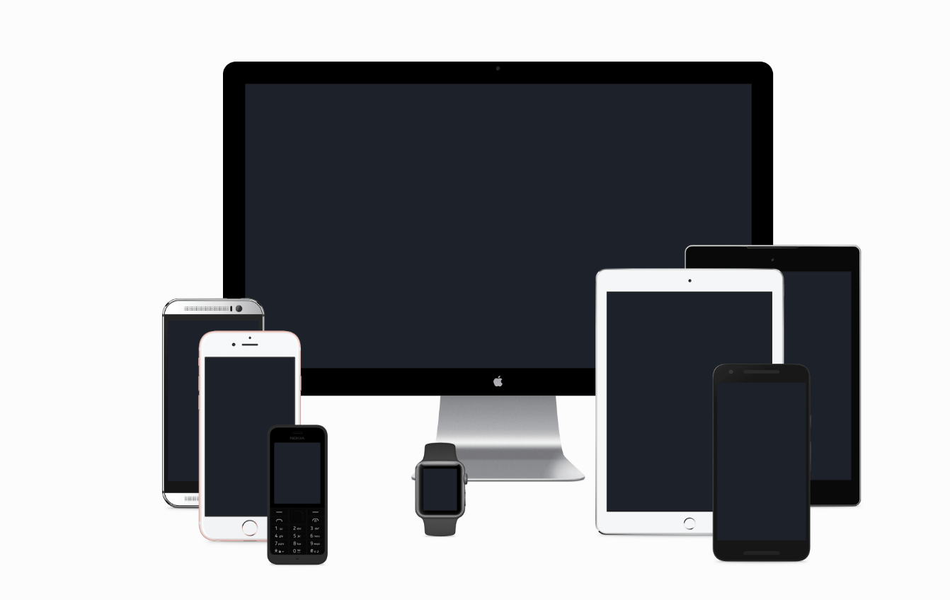 Sketch freebie – Display Screens Mockups | Download Free Mockups PSD