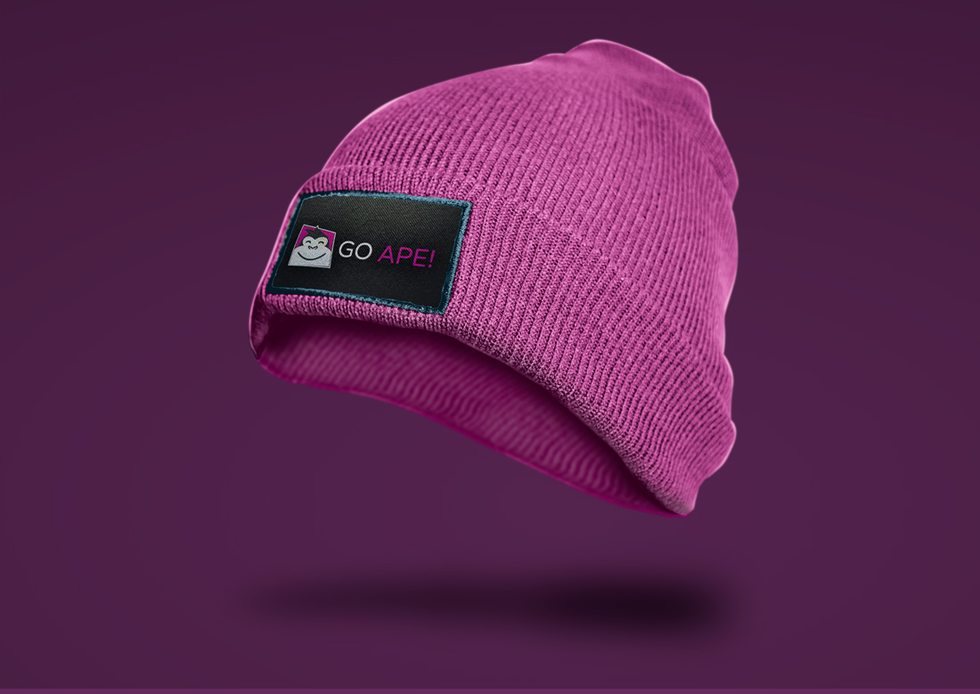 520794f1bfc Download the Woollen Beanie Cap Mockup Free PSD. A Realistic Beanie Cap  Mockup for showcasing your hat designs and impress your clients by making  it come to ...