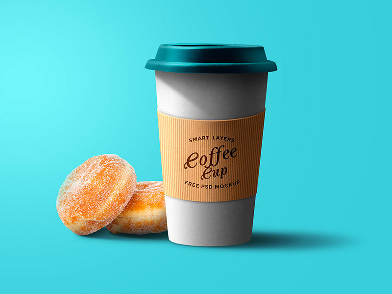 Paper Coffee Cup Mockup Free Mockups The Best Free Psd