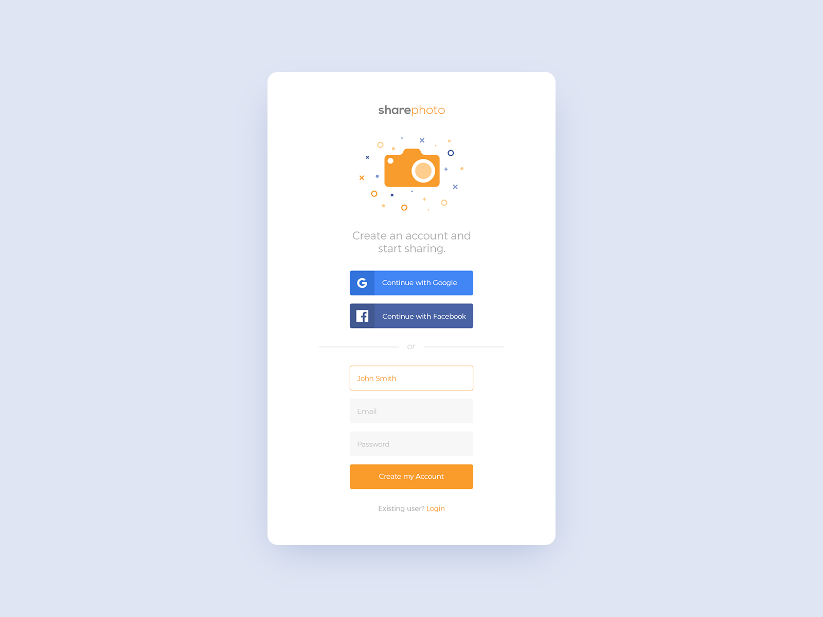 Continue with facebook sign up with email - Continue With Facebook Sign Up With Email 59