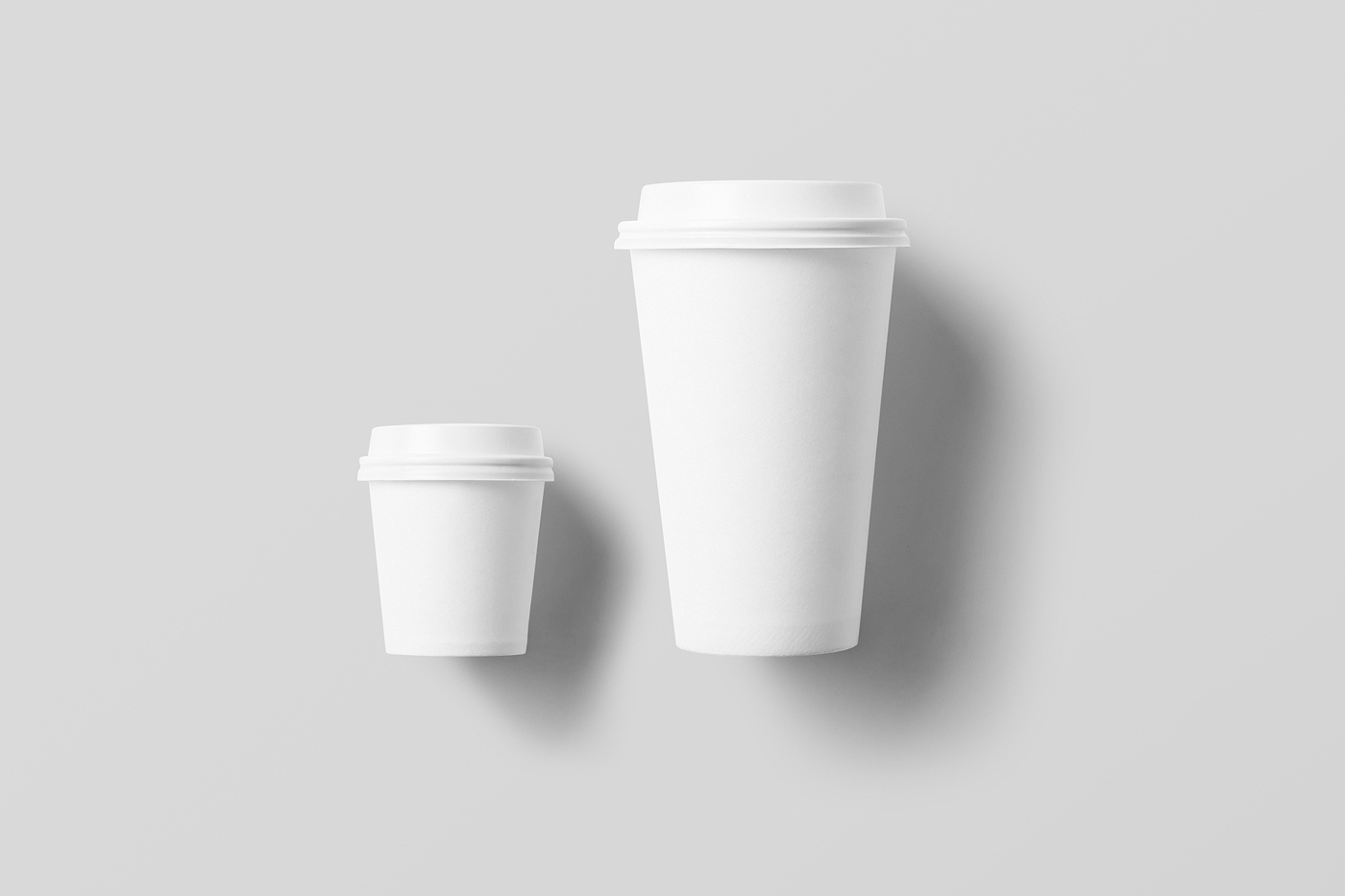 Small Pix Of Large Cups To : Free small large size paper cup mockup psd apemockups