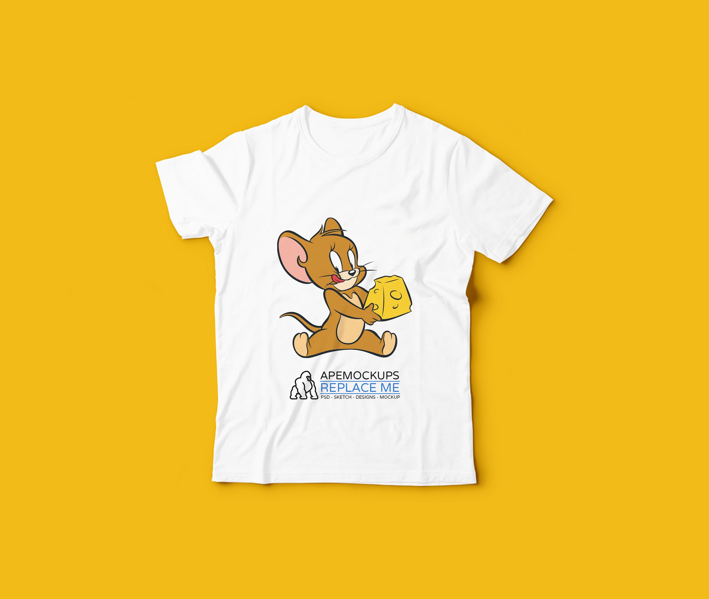 Free Kids T Shirt Mockup Free Mockups Best Free Psd Mockups