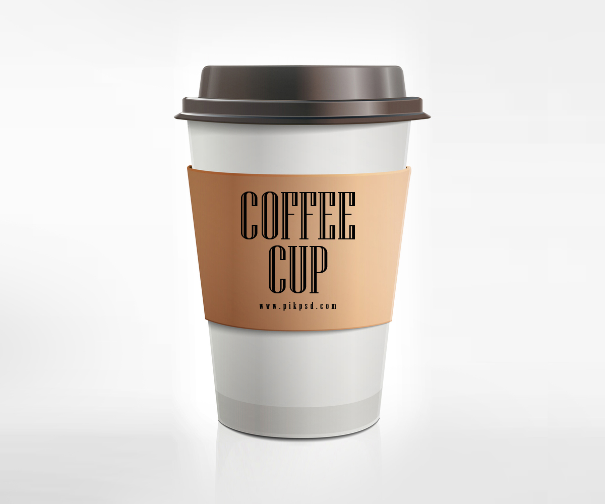 free paper coffee cup mockup psd apemockups