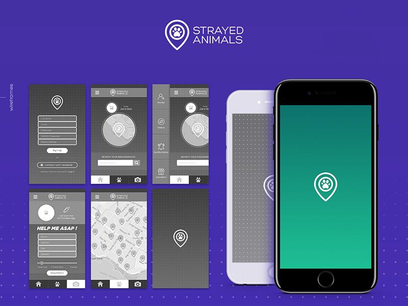 app mockups  ios app screens   showcase  android