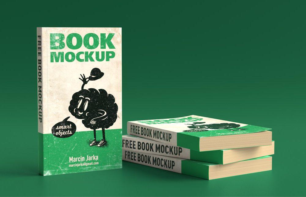 Paper Mockups Book Mockups Download Mockups ApeMockups