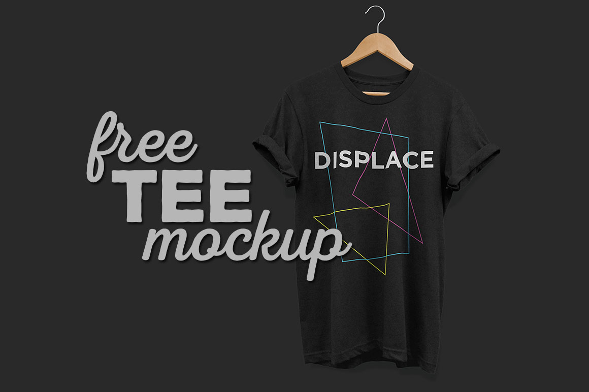 T Shirt Free Mockup Apemockups