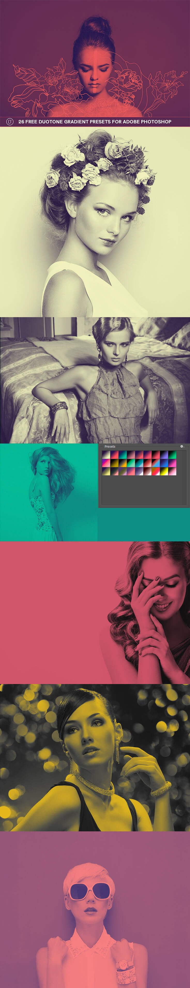 26-Free-Duotone-Gradient-Presets-for-Adobe-Photoshop