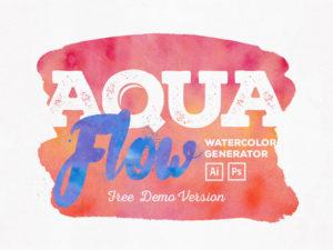 Free Adobe Photoshop Aquaflow Toolkit Version