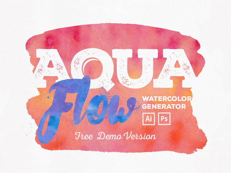 Free Adobe Photoshop Aquaflow Toolkit Version