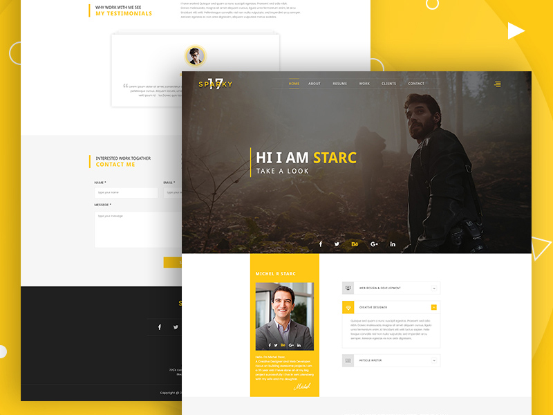 sparky17-psd-template-free-download