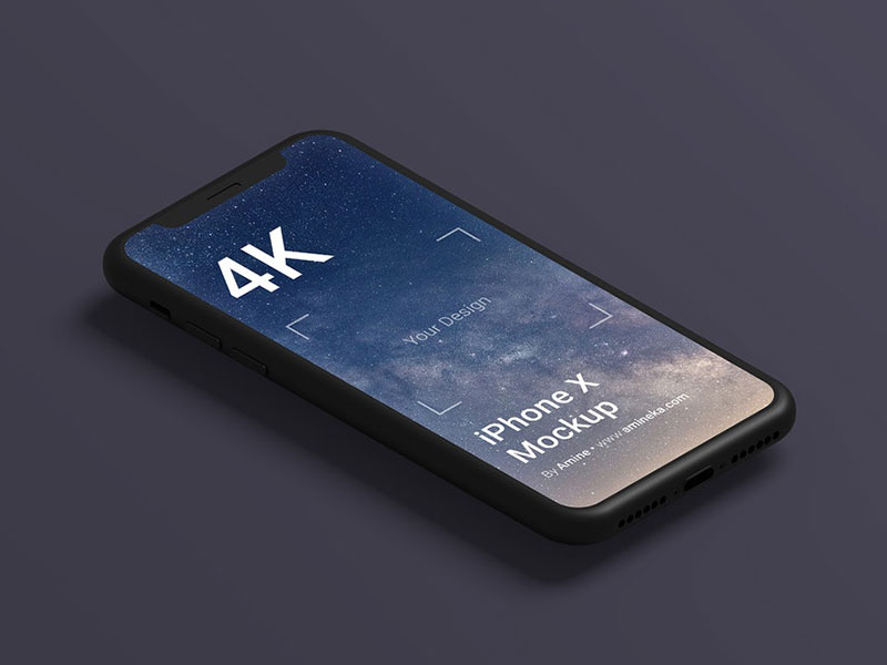 Free-Black-Clay-iPhone-X-Mockup_01