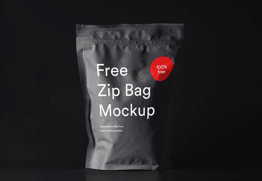 Free Zip Pouch Mockup PSD | Free Mockups, Best Free PSD