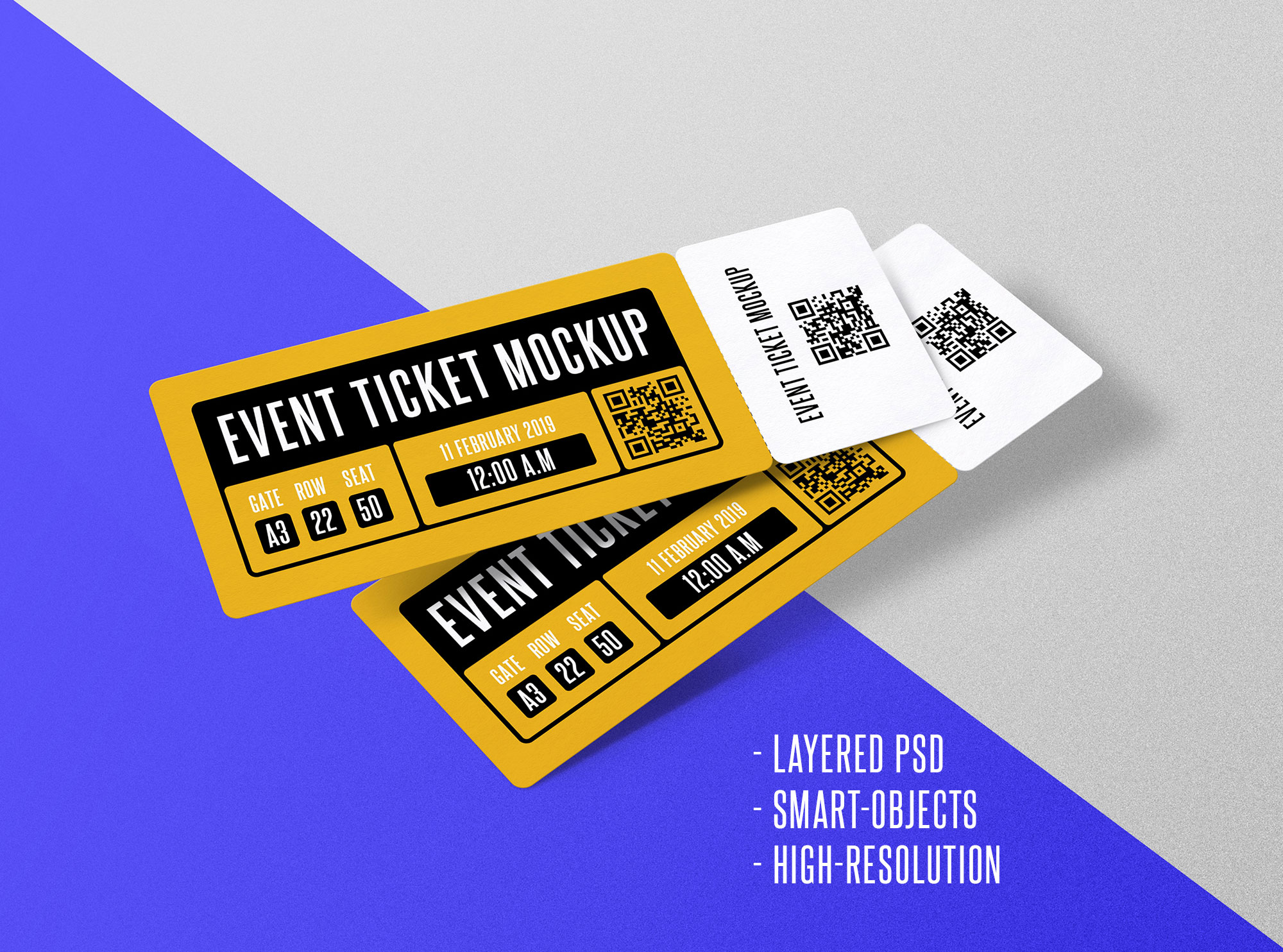 Event ticket template free download for mac os
