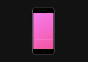 FREE iPhone SE 2020 Mockup