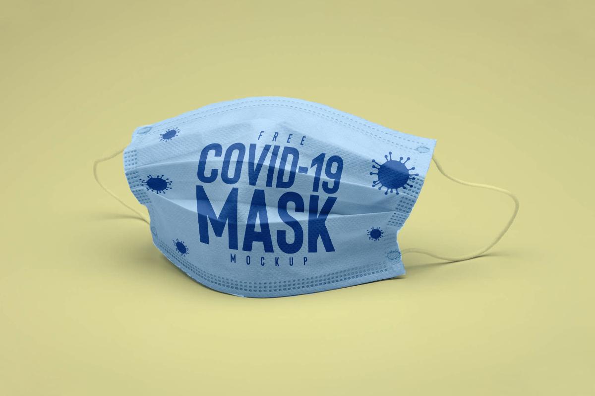 Free Covid-19 Face Mask