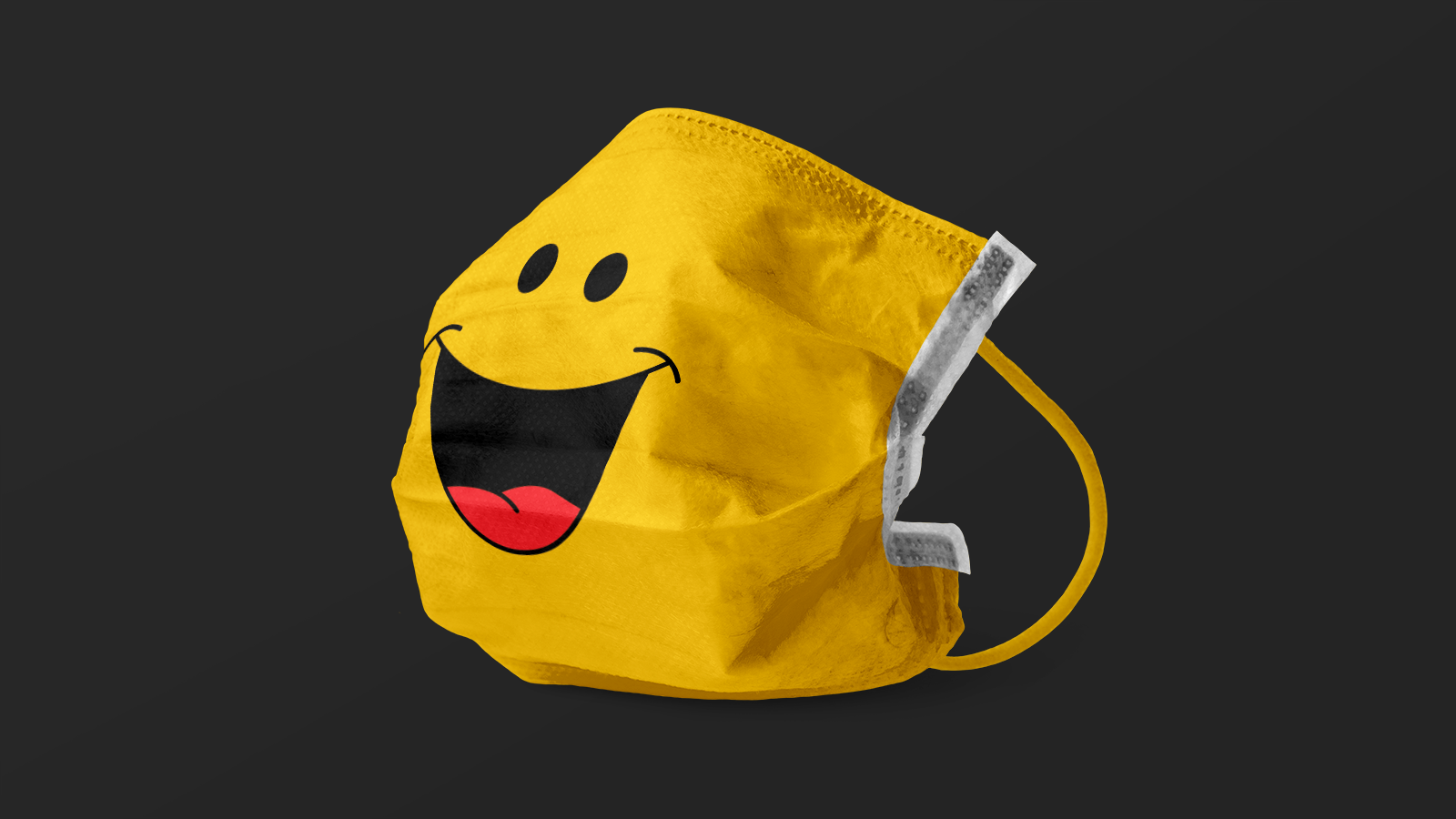 Free Virus Mask Mockup