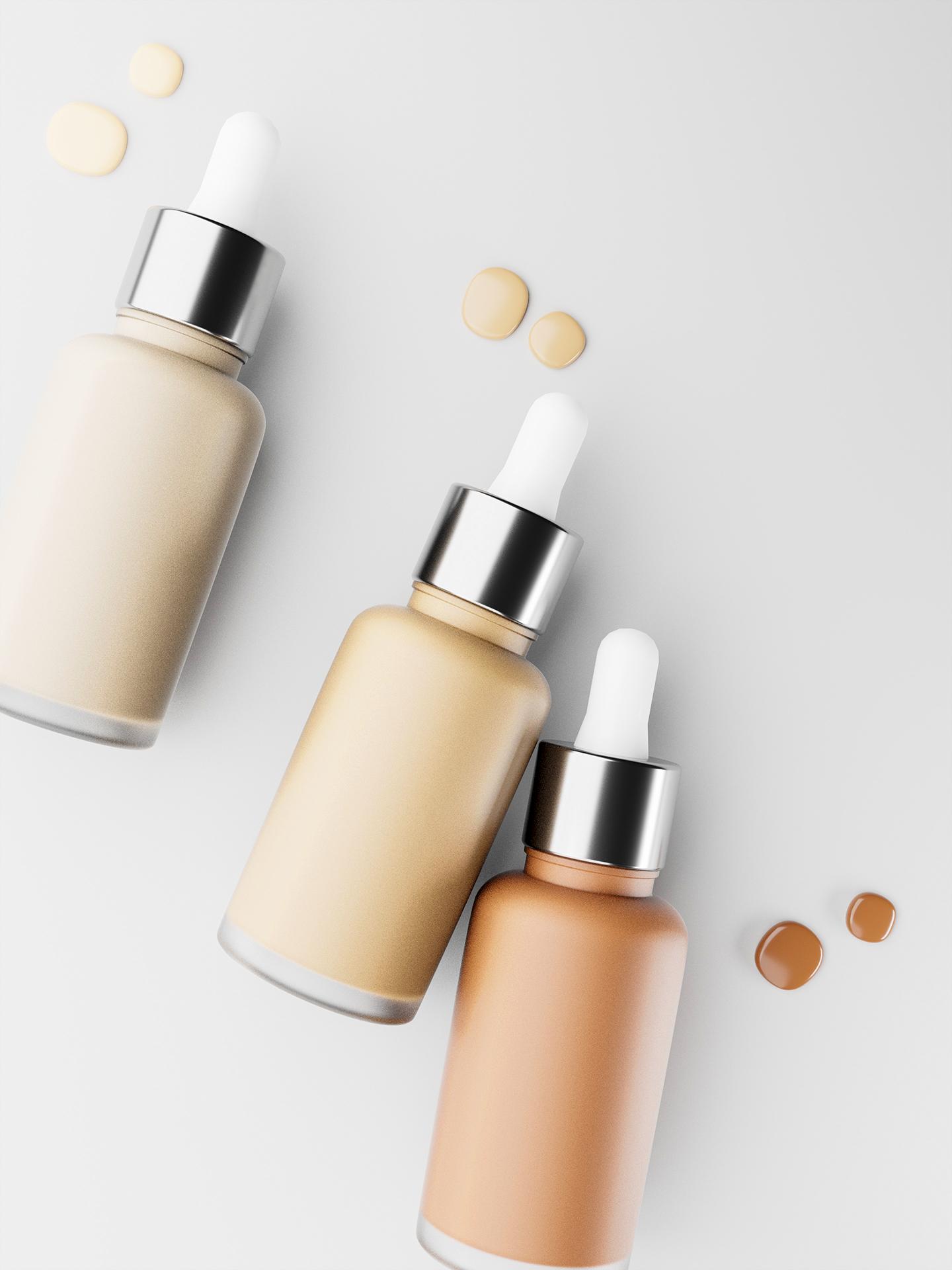 Free Cosmetics Mockup
