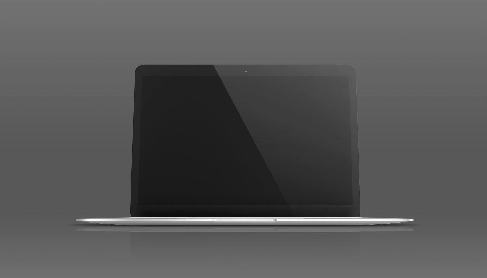 Free Macbook Mockup