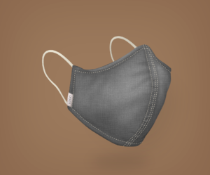 Free COVID-19 Face Mask Mockup