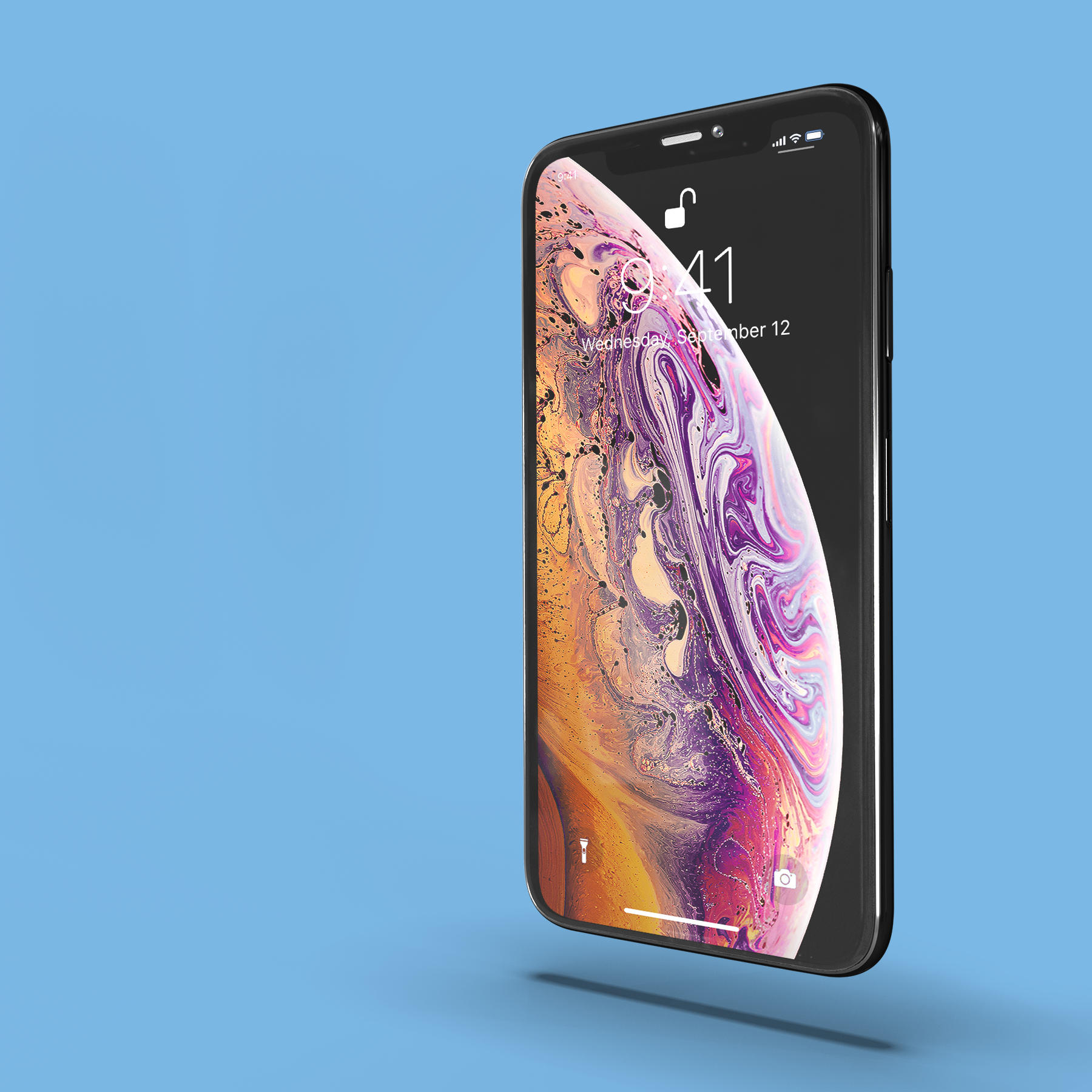 Free iPhone X Mockup Collection